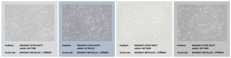 MAGNAT METALLICI - ukázky kompozic