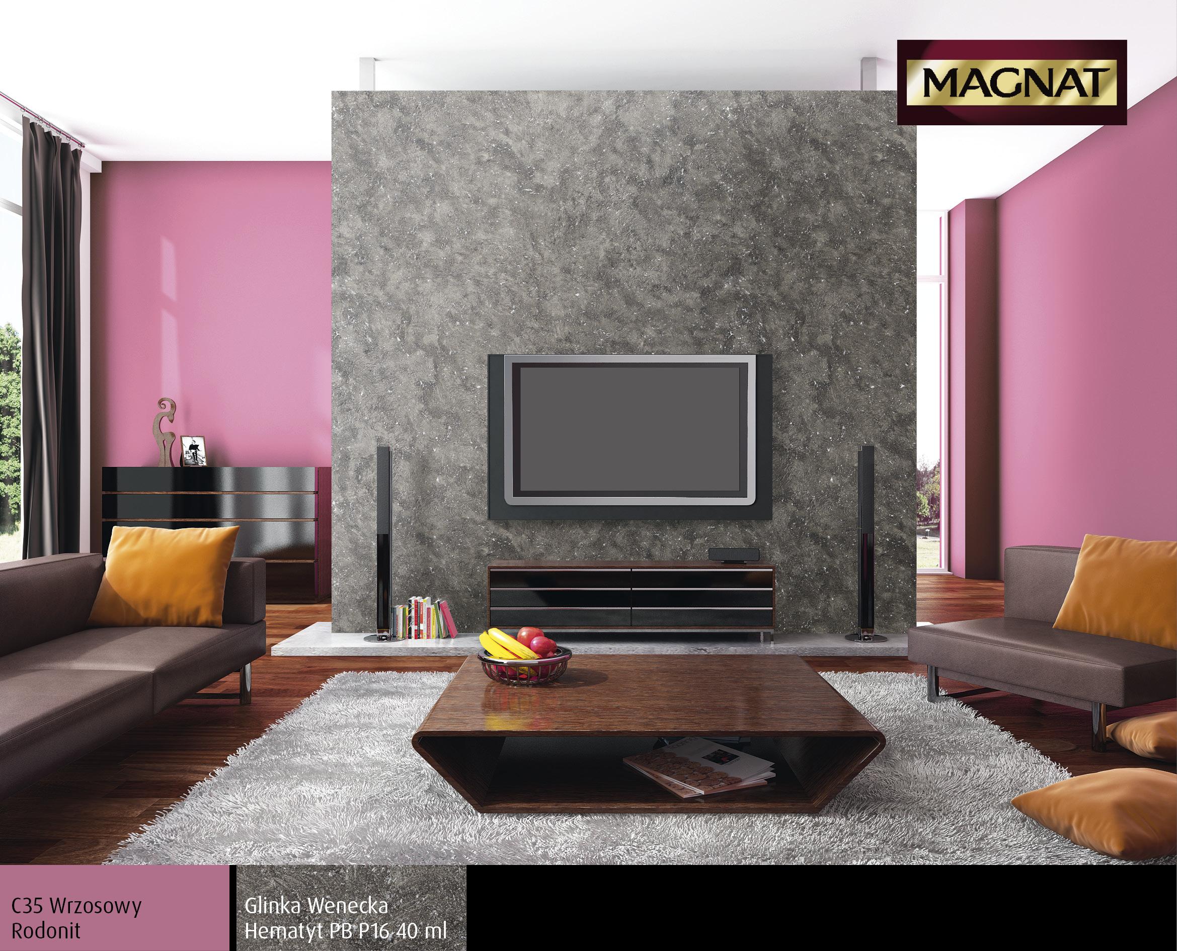 Obývací pokoj - MAGNAT STYLE Benátská hlinka