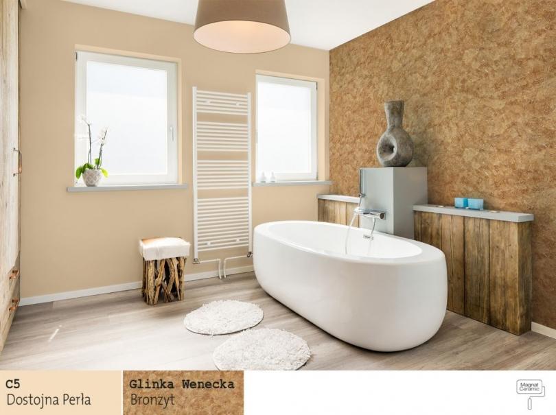 Koupelna - MAGNAT STYLE Benátská hlinka