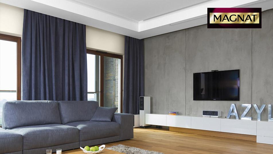 Obývací pokoj - MAGNAT STYLE Beton